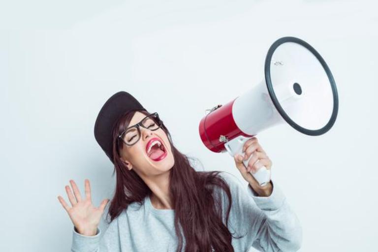 Votre entreprise <br>sait donner de la voix