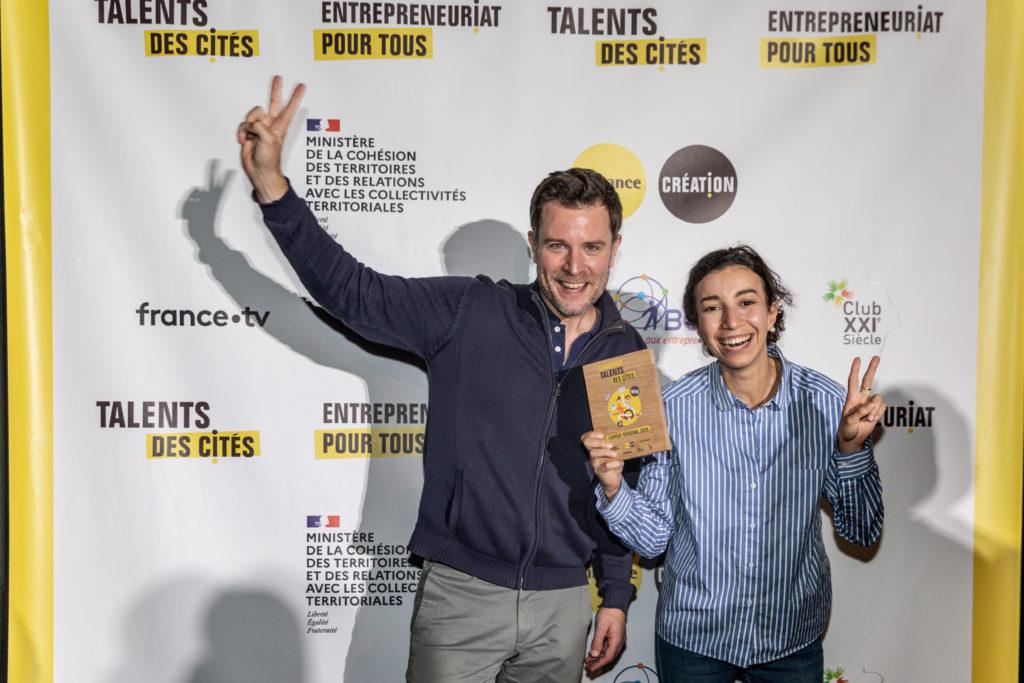 Lauréat île de France – Talents des cités